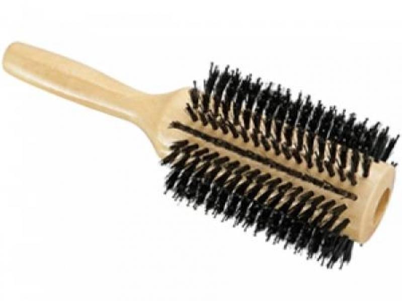 Escova de Cabelos para Pentear Palmas - Escova de Cabelo para Banho