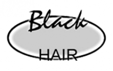 suporte de peruca artificial - Black Hair
