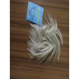 cabelo sintético branco Campo Grande