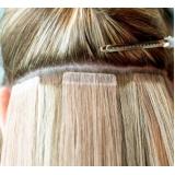 cabelos humano adesivo Vitória