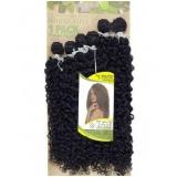 comprar cabelo orgânico cacheado