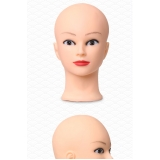 fabricante de cabeça suporte para peruca Rio de Janeiro