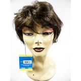 loja para comprar perucas sintéticas curtas Manaus