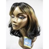 loja para comprar perucas sintéticas medias Brasília