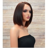 onde comprar peruca de cabelo humano Vitória