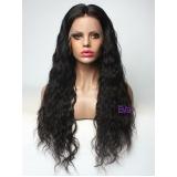 onde posso comprar peruca cabelo longo Belém