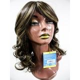 peruca de cabelo sintético Manaus