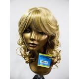 peruca feminina sintética Campo Grande