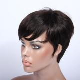 peruca front lace curta Manaus