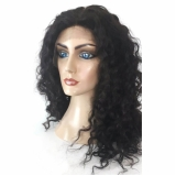 peruca front lace preço Teresina