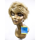 peruca sintética branca Vitória