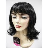 peruca sintética de cabelos à venda Belém