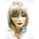 peruca sintética loira Vitória