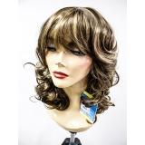 perucas femininas sintéticas Belém