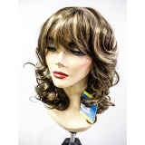 perucas femininas sintéticas Campo Grande