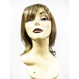 perucas sintéticas loiras à venda Recife