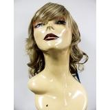 perucas sintéticas onduladas Cuiabá