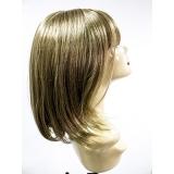 perucas sintéticas para cabelo à venda Palmas
